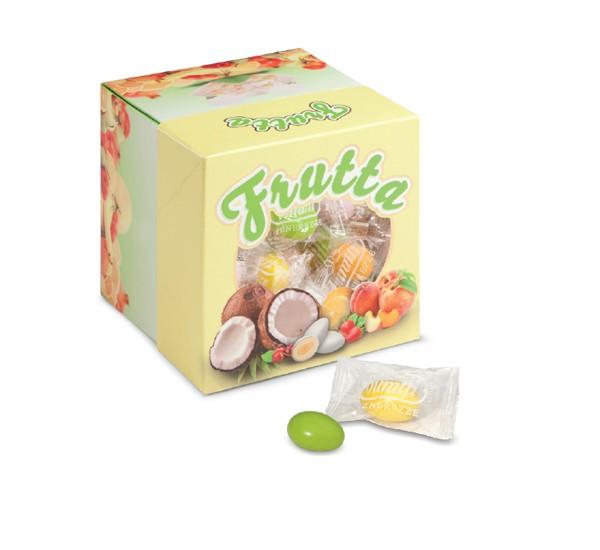 misto frutta incartato